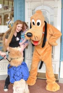 Pluto and Filbert