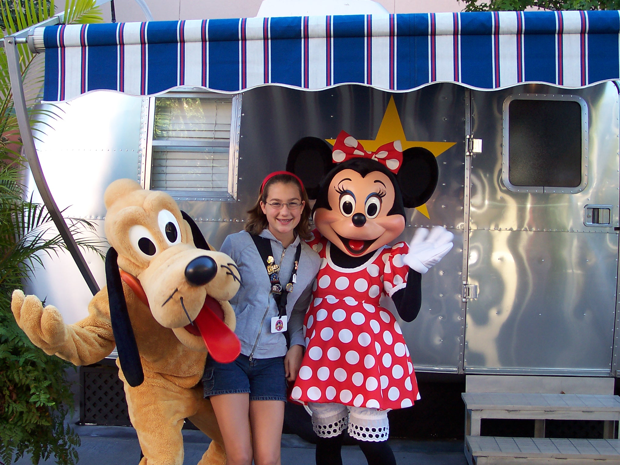 So You Want to Meet the Disney World Characters…