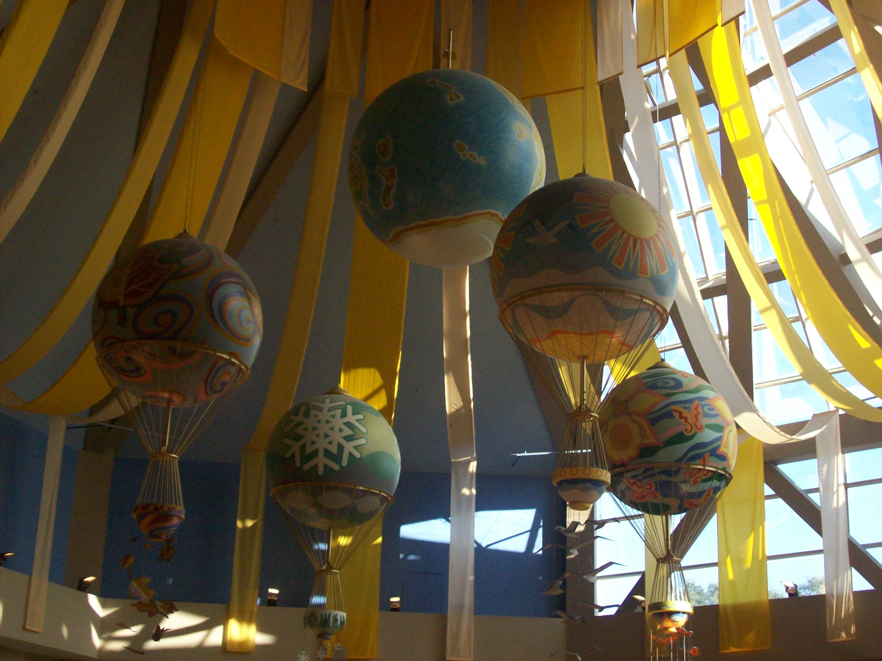 Wordless Wednesday: Those Magical Balloons