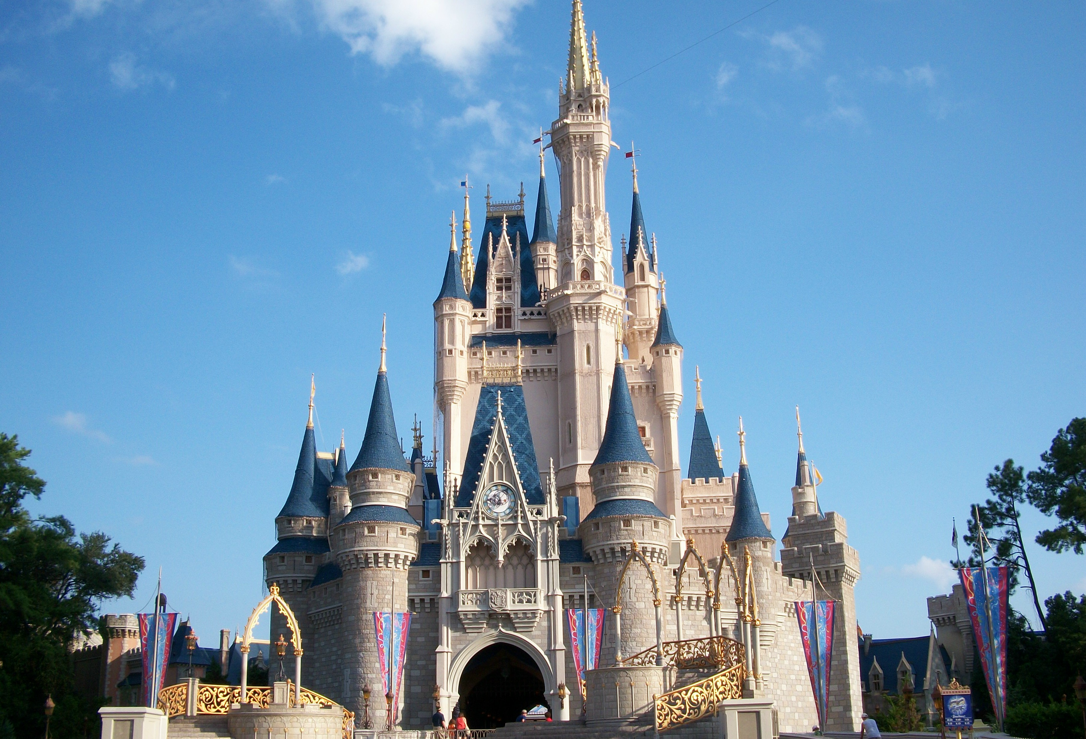 What Does a Disney World Travel Agent DO?