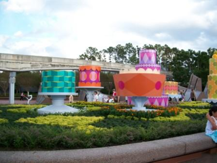 Terrific Tuesdays: The Epcot Food and Wine Festival