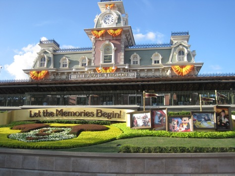 Thrifty Thursday: Start the Day Magically at the Magic Kingdom