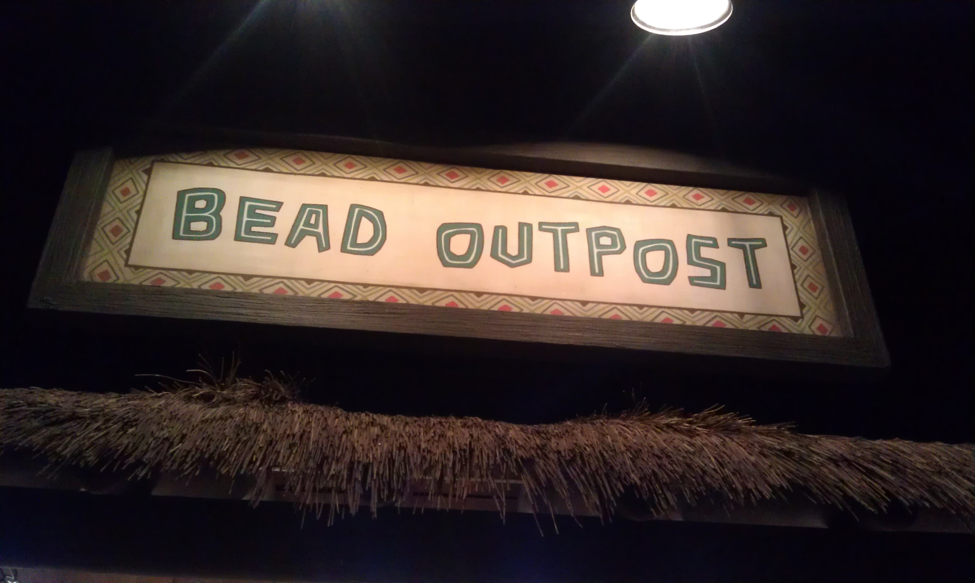 Thrifty Thursday: The Bead Outpost in Epcot