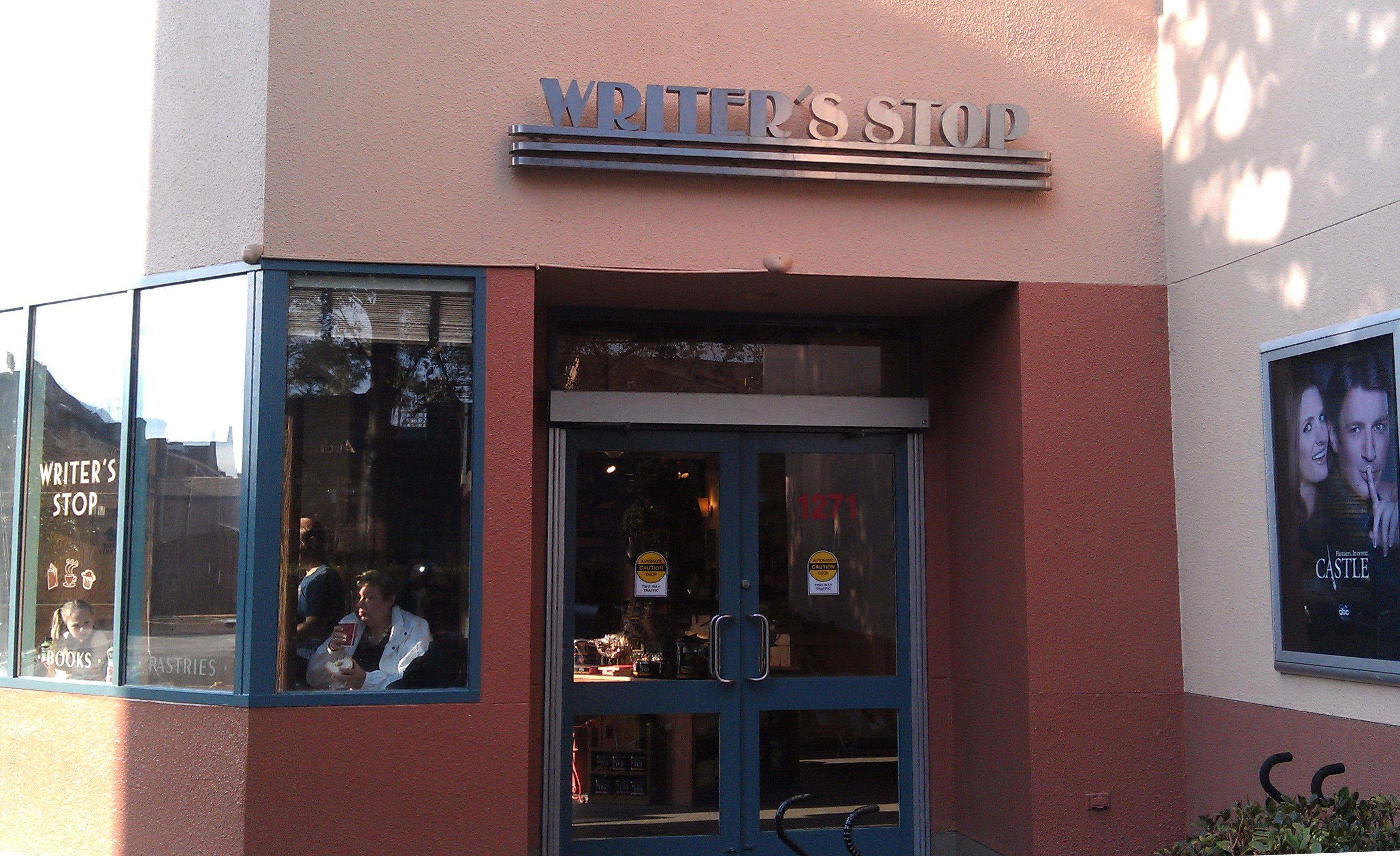 Shhhh, I Have a Disney Secret! It's Called The Writer's Stop….