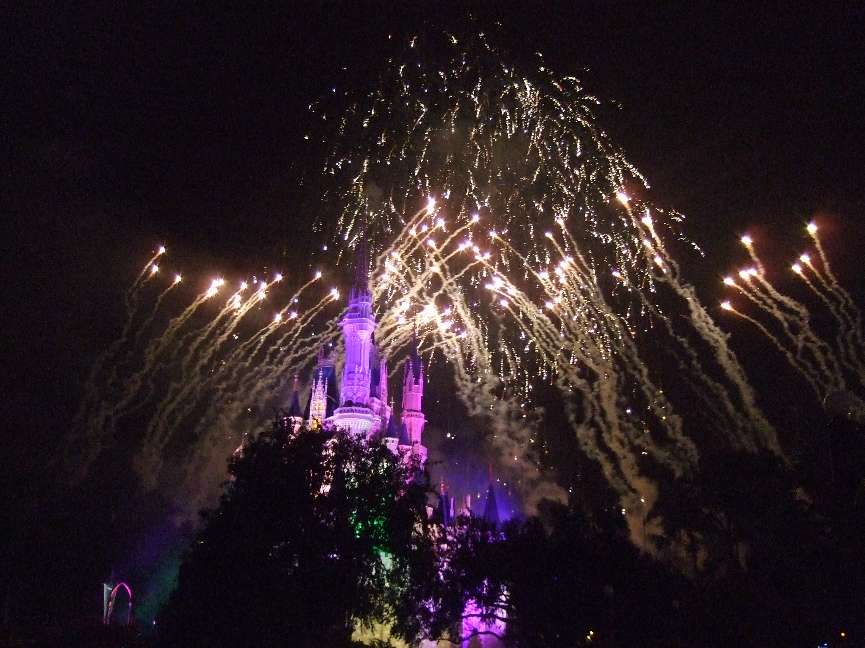 Disney Vacation Planning: The Magic of Wishes Fireworks