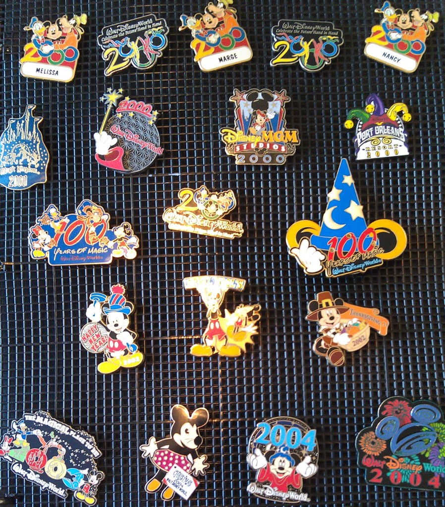 Thrifty Thursday What S The Deal With Disney Pin