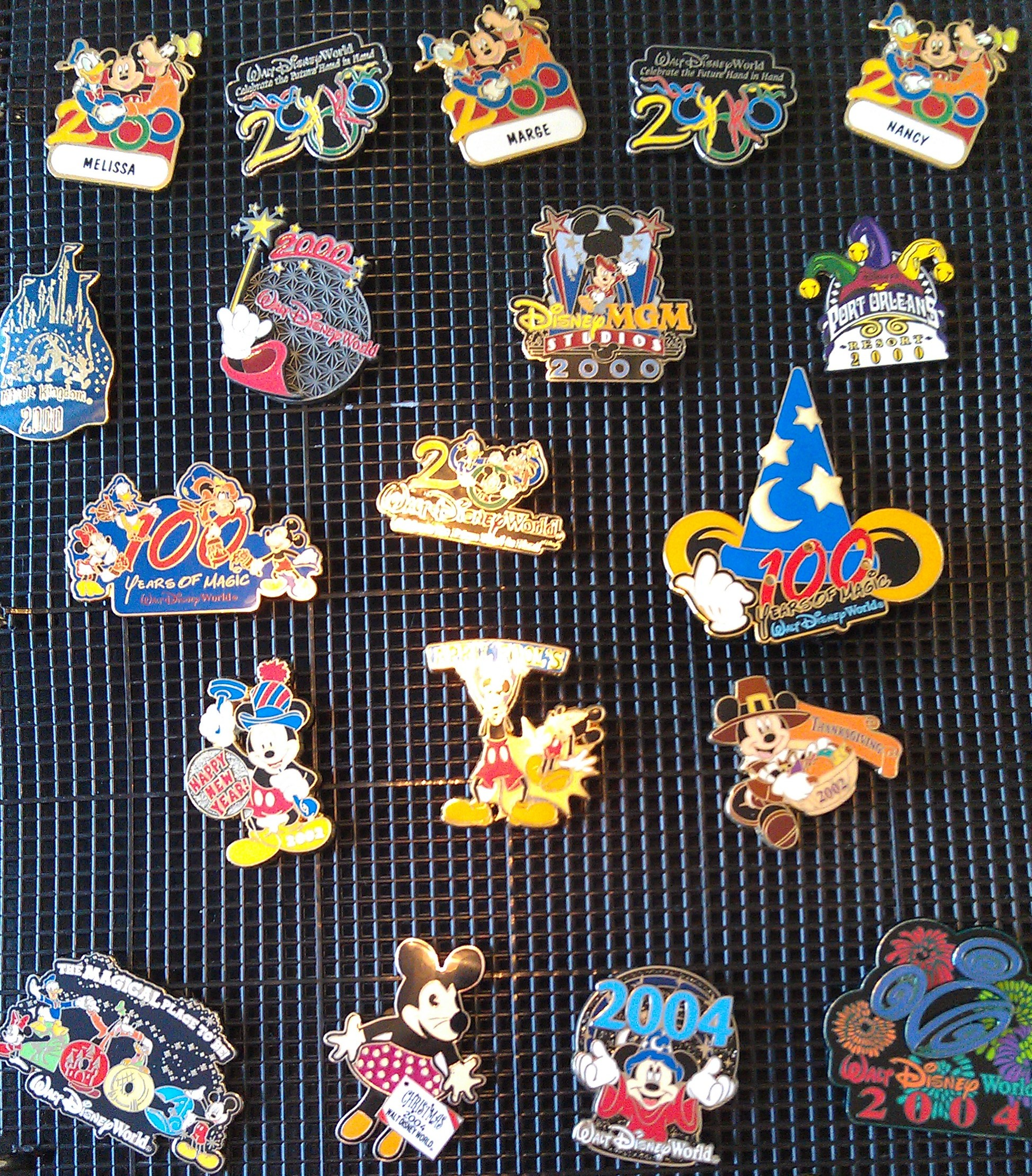 Thrifty Thursday: What's the Deal with Disney Pin Collecting?