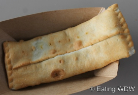 Spinach and Paneer Pocket (Eating WDW)