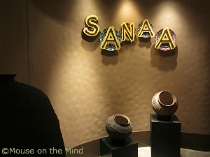 Sanaa (Mouse on the Mind)