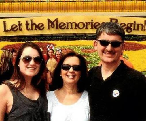 Giving Thanks…..for the Disney Magic of Family Memories