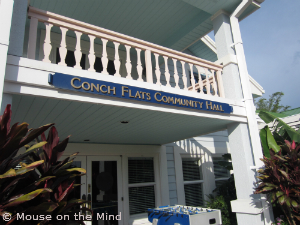 Conch Flats Community Hall