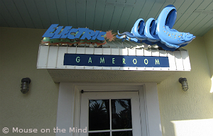 Electric Eel Gameroom