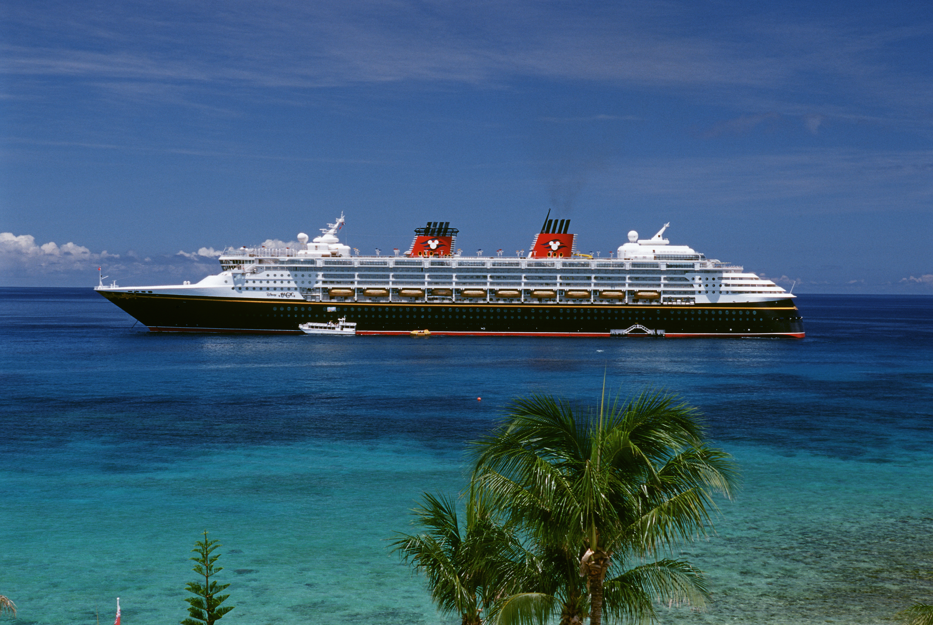 Sailing Away With Disney Cruise Line