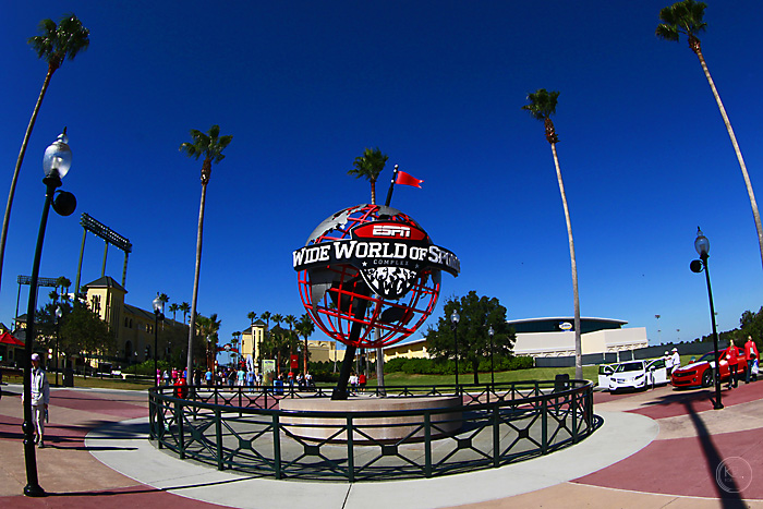 Wordless Wednesday: It's a Wide World of Disney Sports!