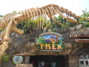 T-Rex Restaurant - Downtown Disney