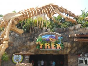 T-Rex Restaurant - Downtown Disney