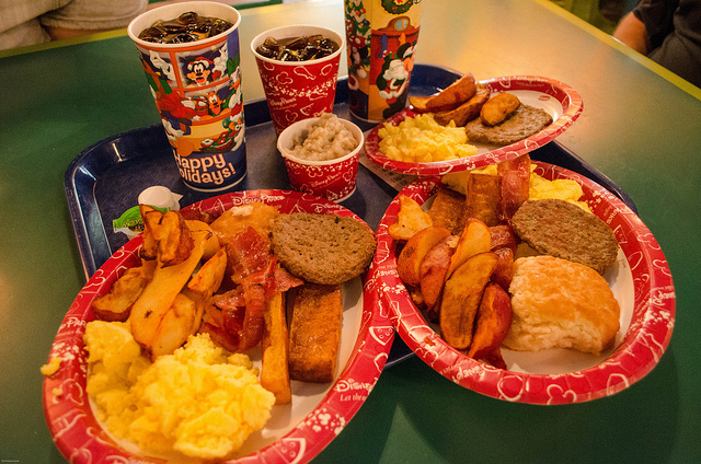 Dining at Walt Disney World: Food for Thought