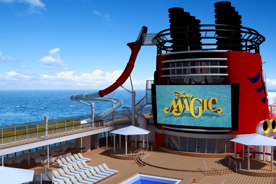 A Magical Disney Ship is Becoming More Magical