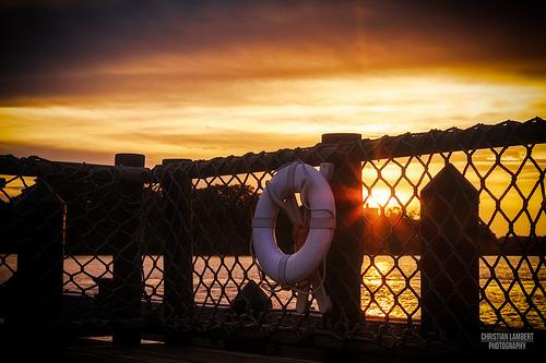 Ft. Wilderness Sunset - Christian Lambert Photography