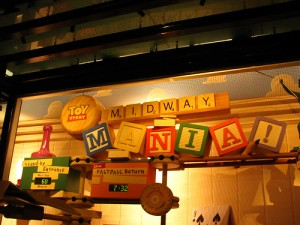 Toy Story Midway Mania Photo