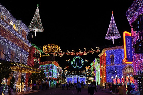 Holiday Itineraries at Walt Disney World: Part One