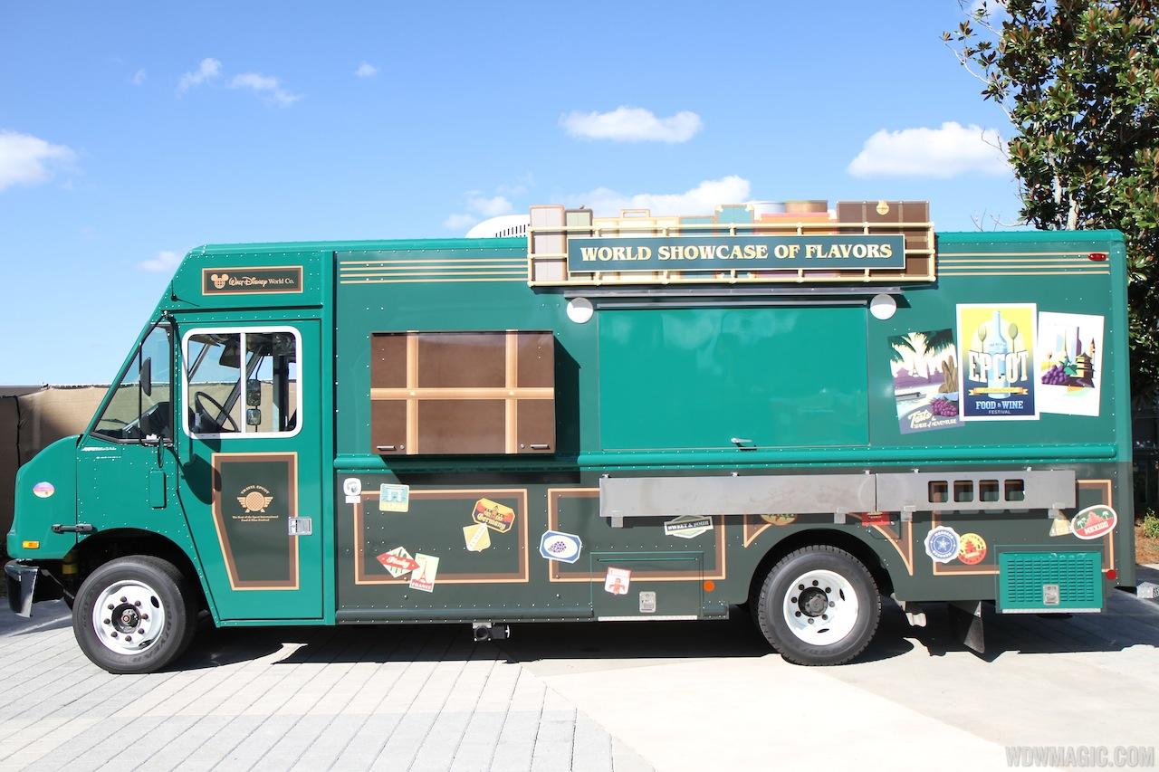 Walking Noodle Food Truck