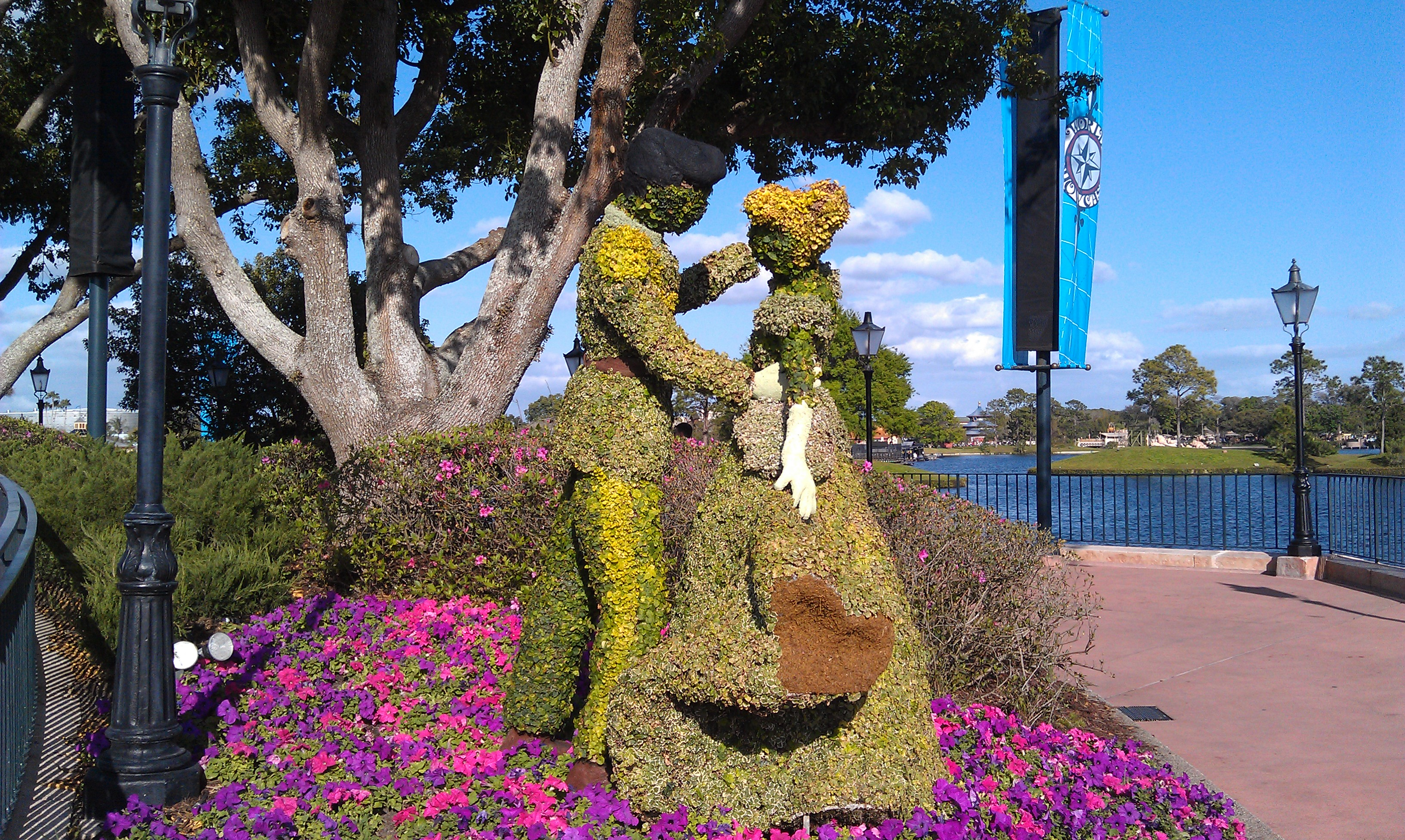 It's Spring….at Walt Disney World That Is…