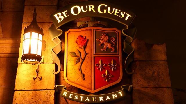 Dining at Walt Disney World: Be Our Guest…….For Lunch