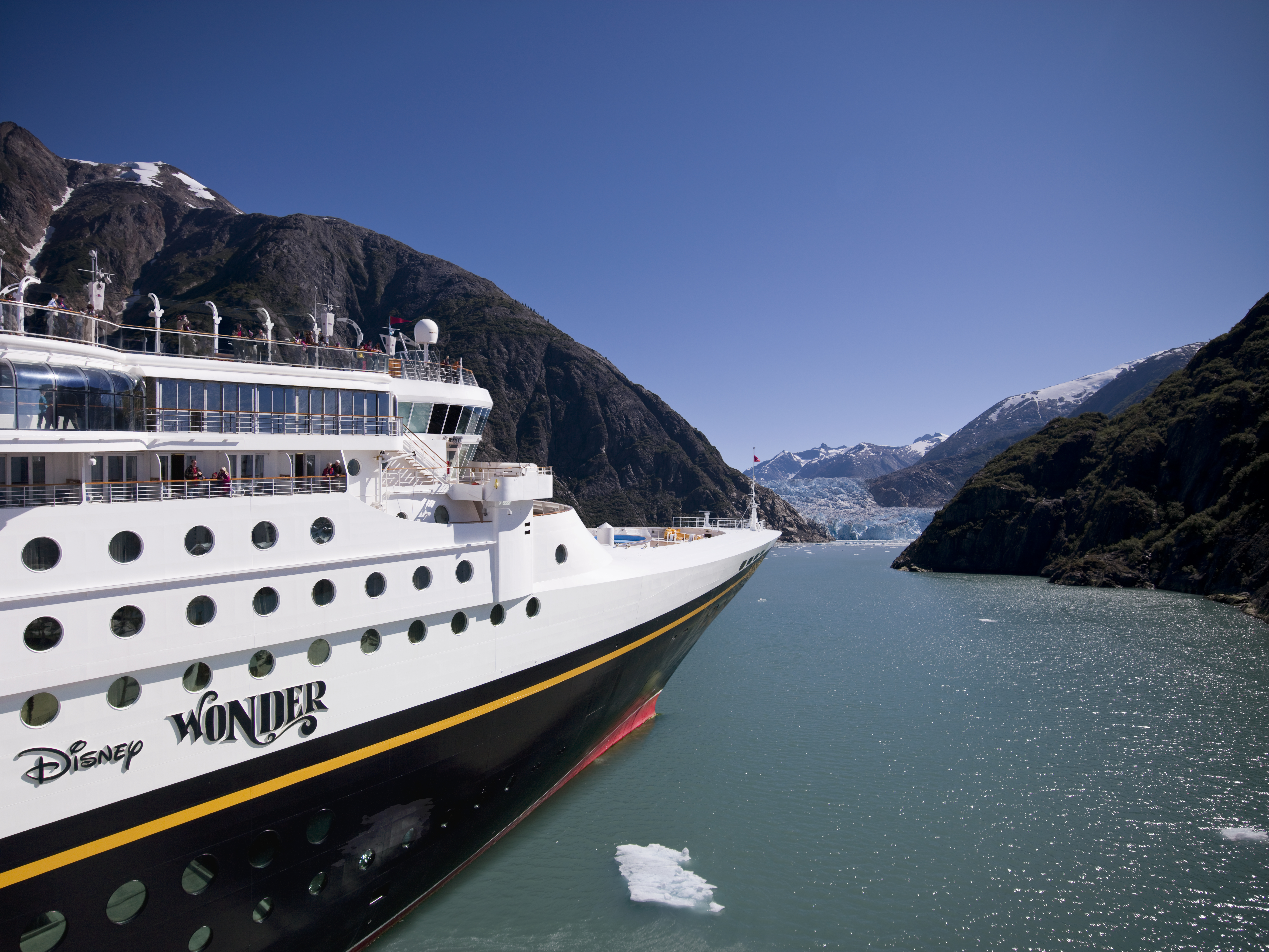 Cruising with Disney: Sailing to Alaska