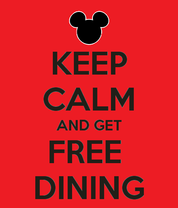 Disney world free dining returns for fall 2014 the How to get free dining at disney