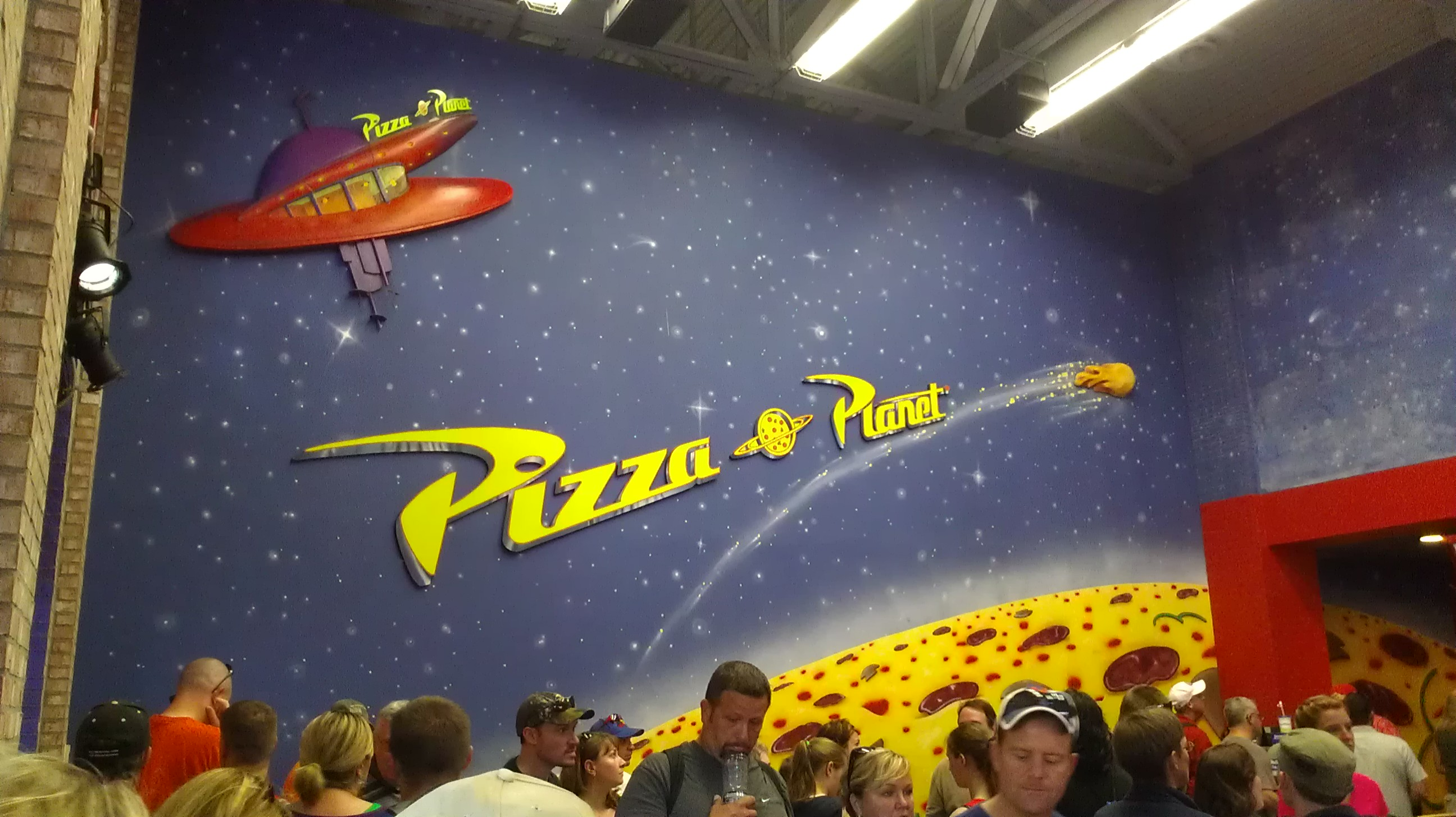 Dining at Disney World: Something Out of This World!