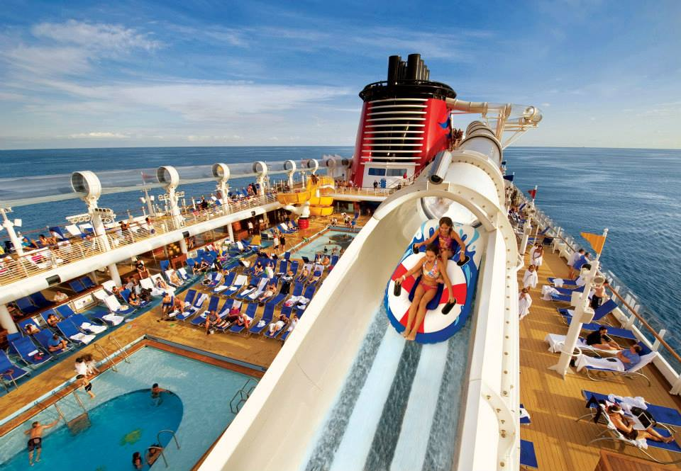 Why Cruise with Disney?
