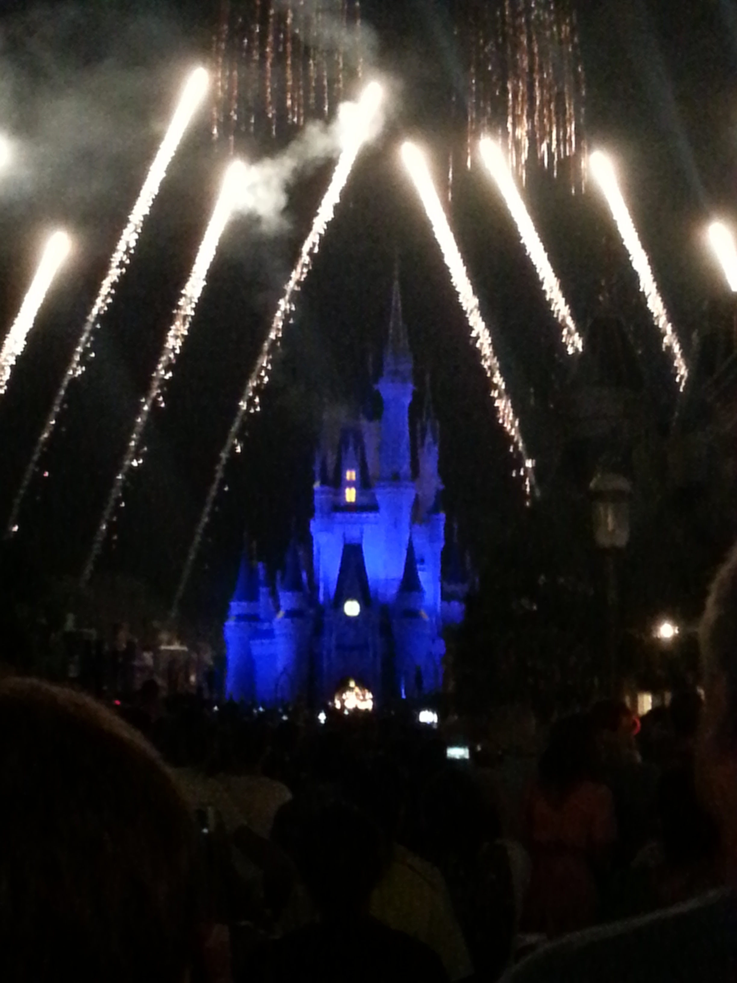 Terrific Tuesdays: Wishes Nighttime Spectacular