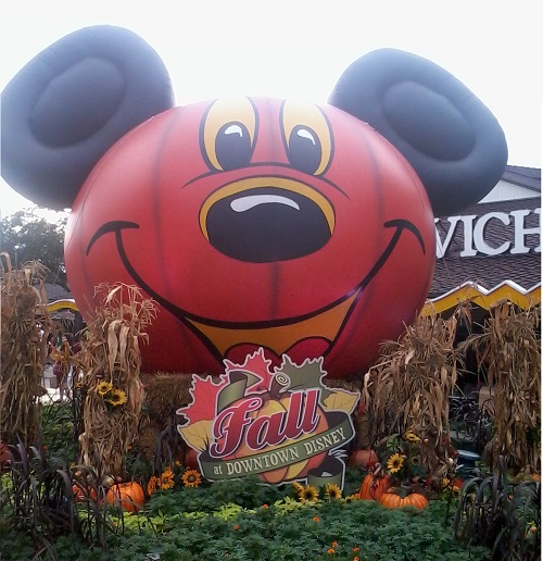 Disney Outside the World: Missing Fall at Walt Disney World