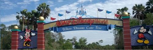 Taking the Whole Family to Walt Disney World