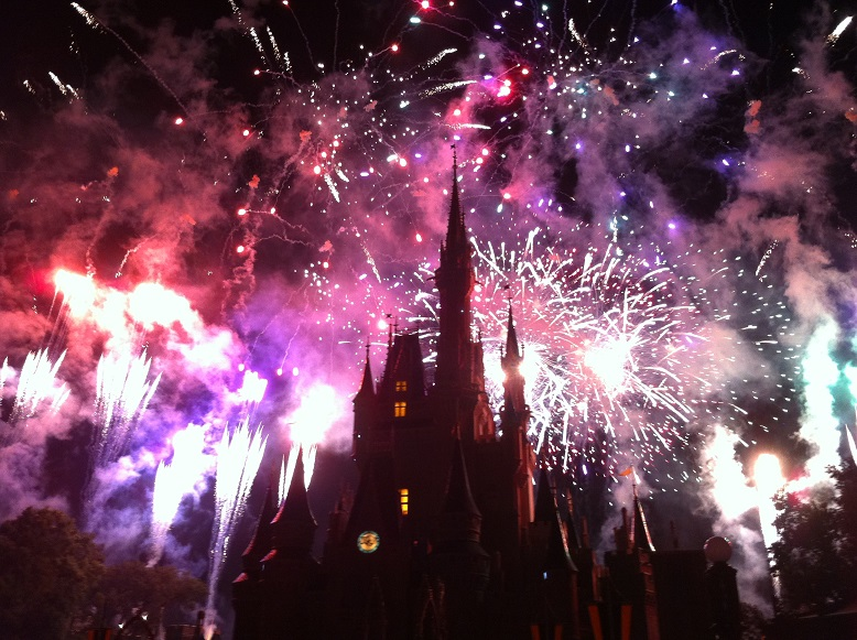 Planning Your Disney Itinerary: New Year's Eve 2014
