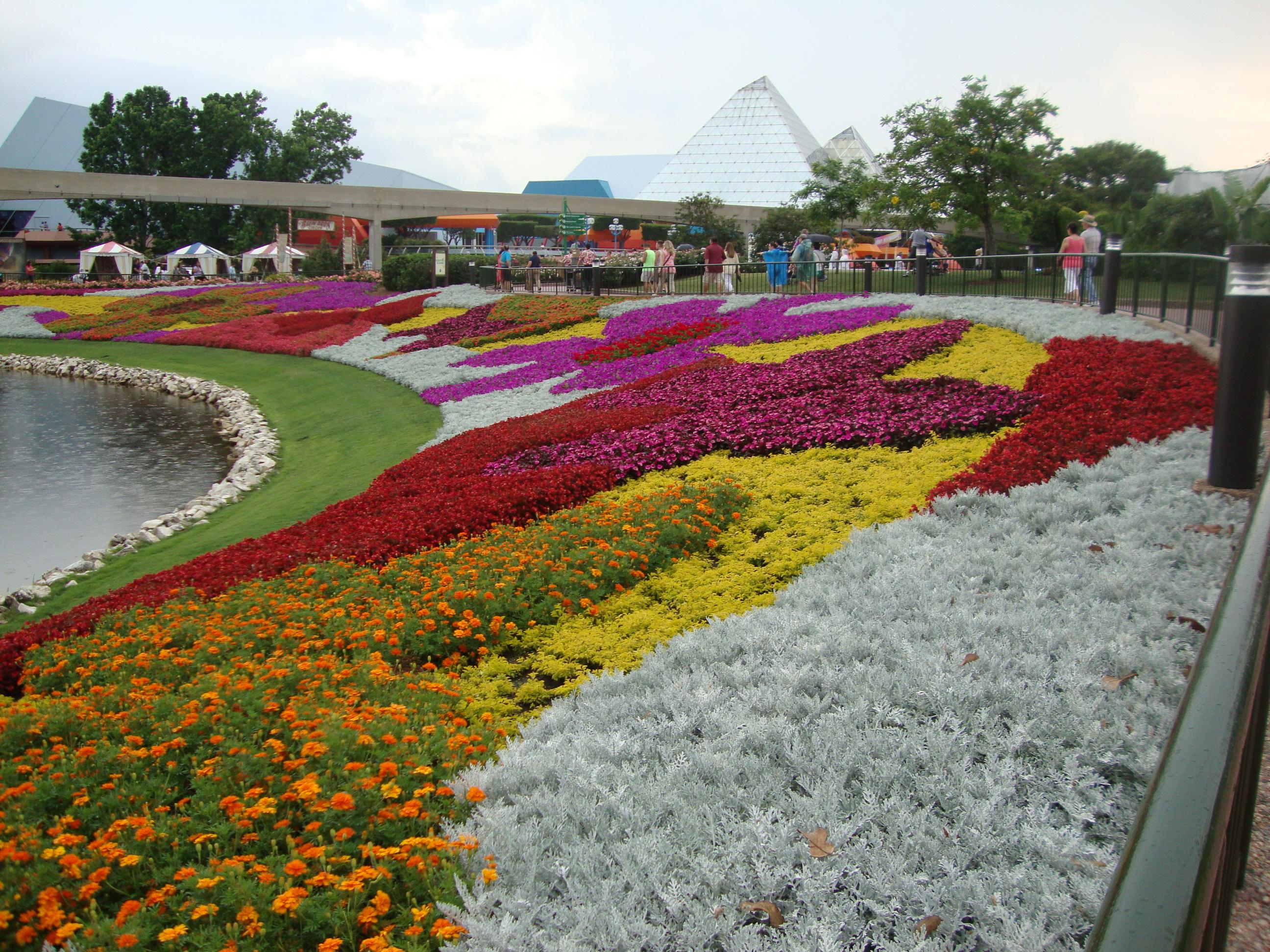 Walt Disney World for Grown-Ups: Epcot Flower & Garden Festival