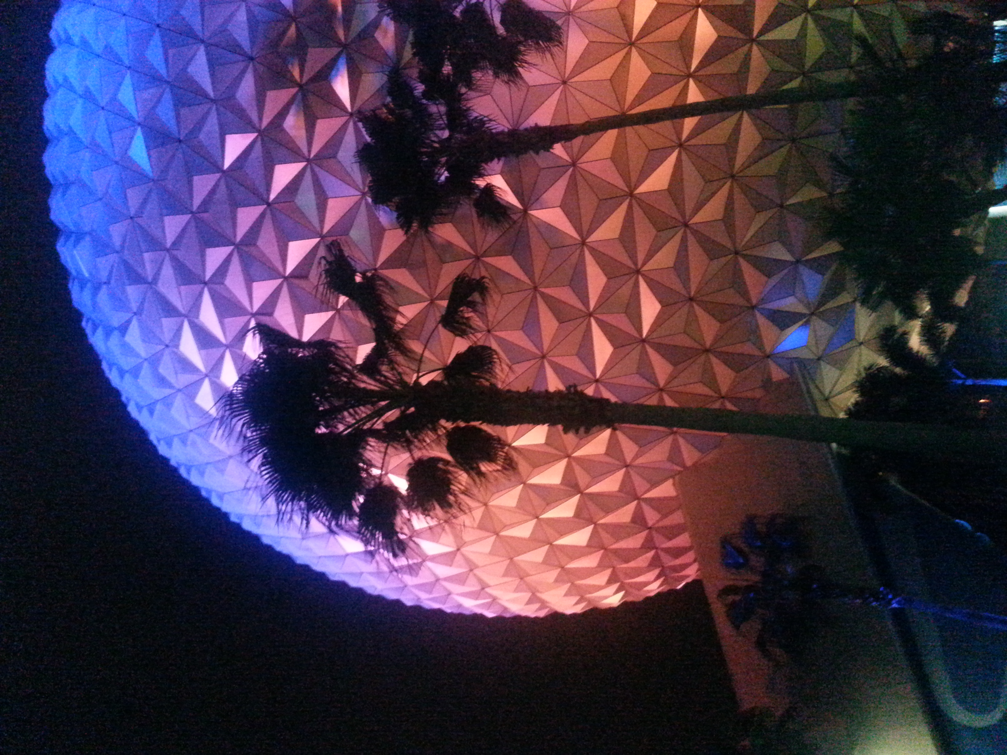 Terrific Tuesdays: Spaceship Earth
