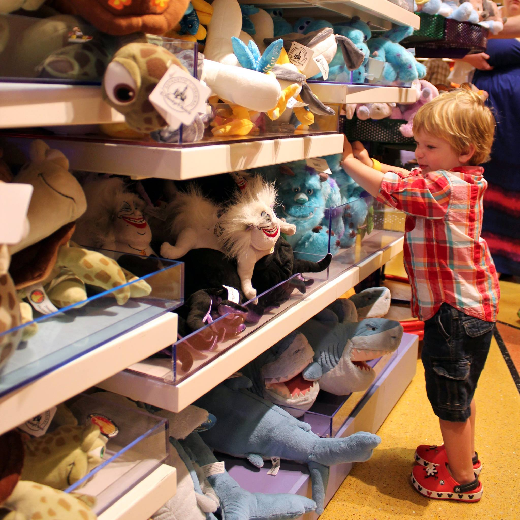 Disney with Little Ones: Managing the Souvenir Madness