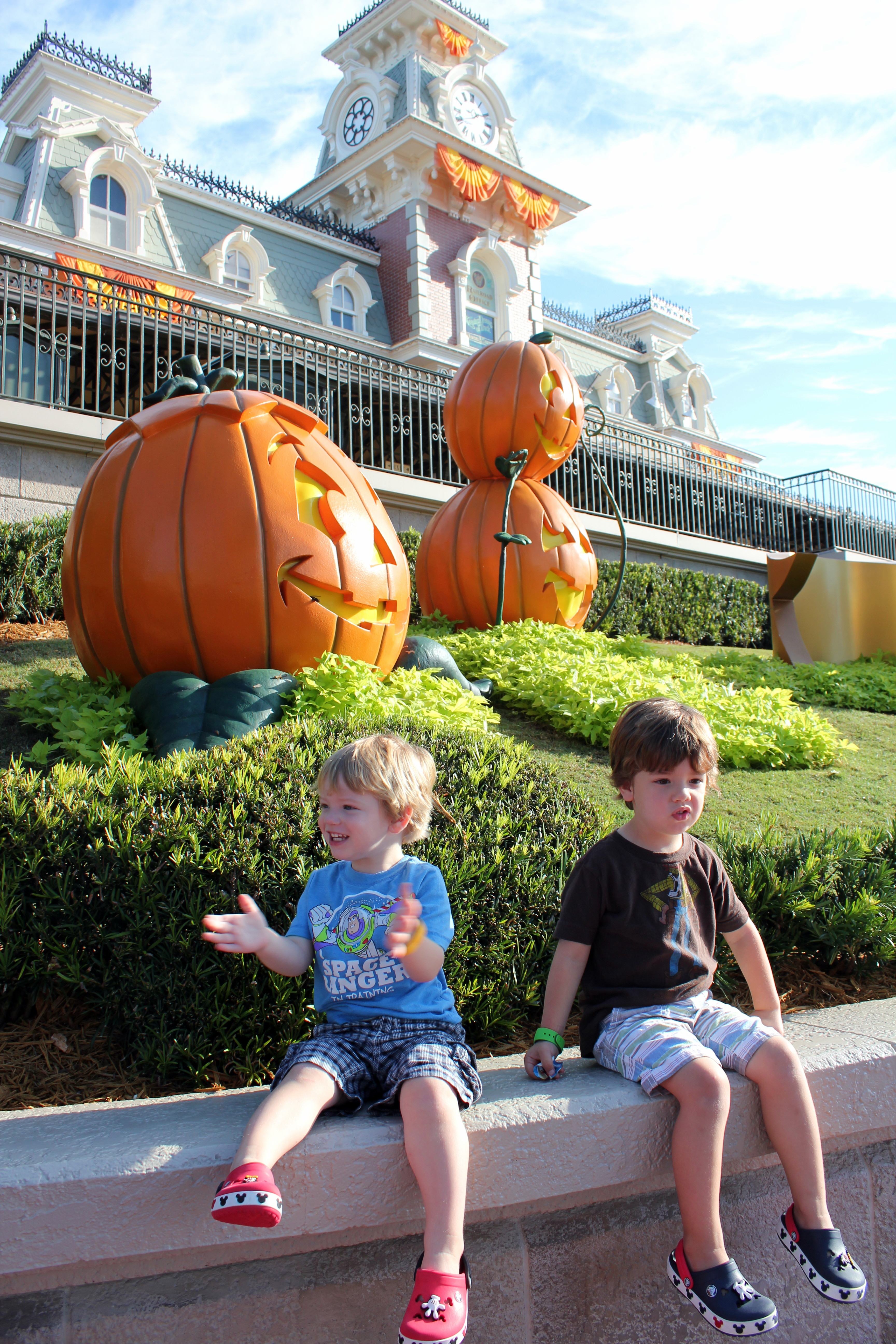 Disney with Little Ones: Conversations to Have Before the Trip