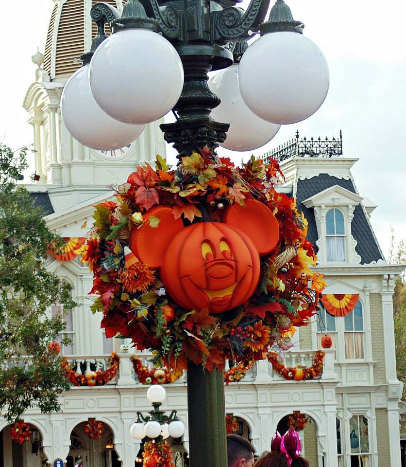 Terrific Tuesdays: Fall at Walt Disney World