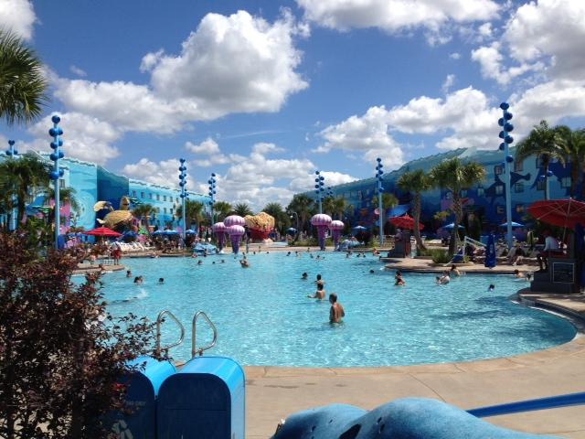 Friday Fun Days: Disney's Art of Animation Resort