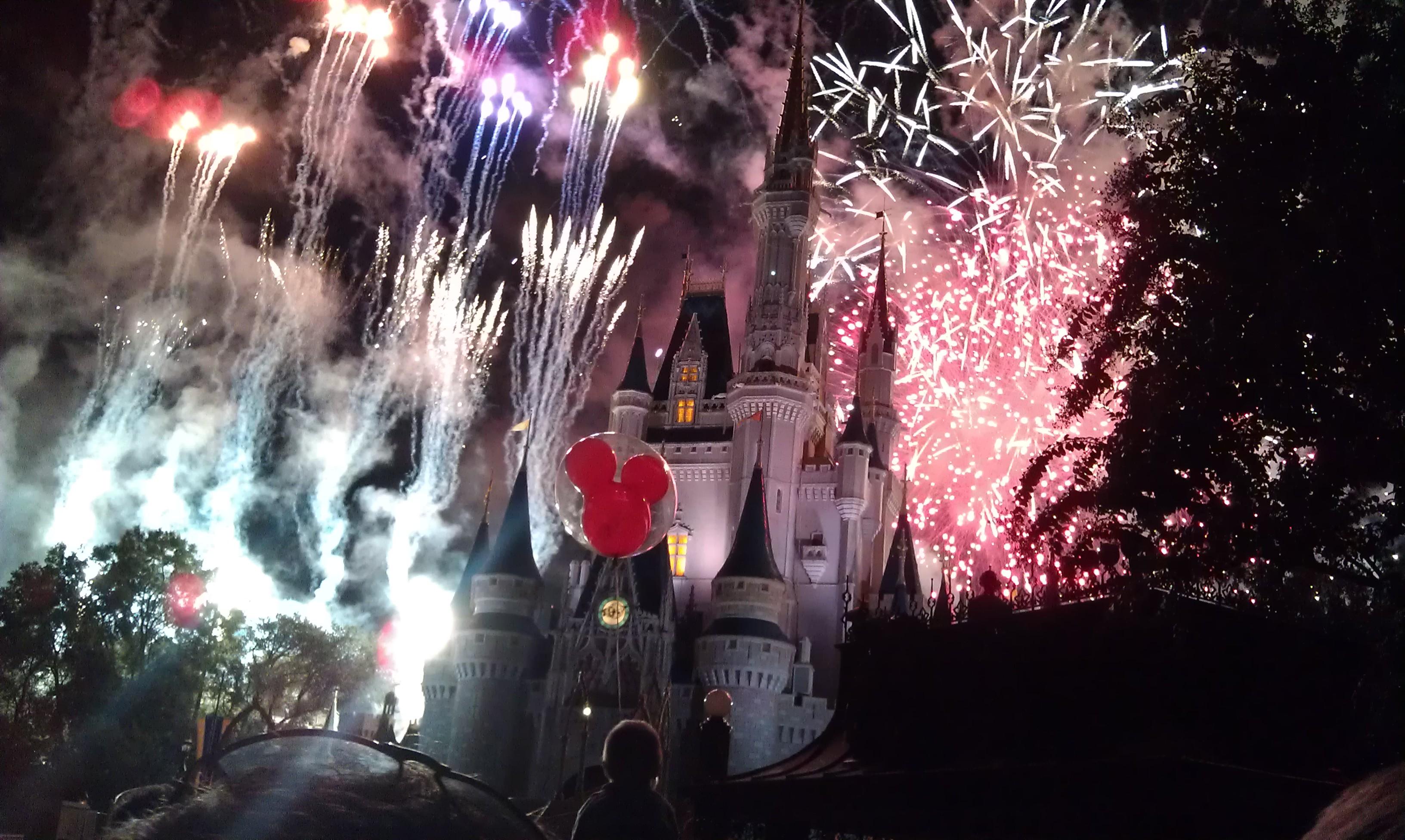 Wordless Wednesday: Pure Disney Magic