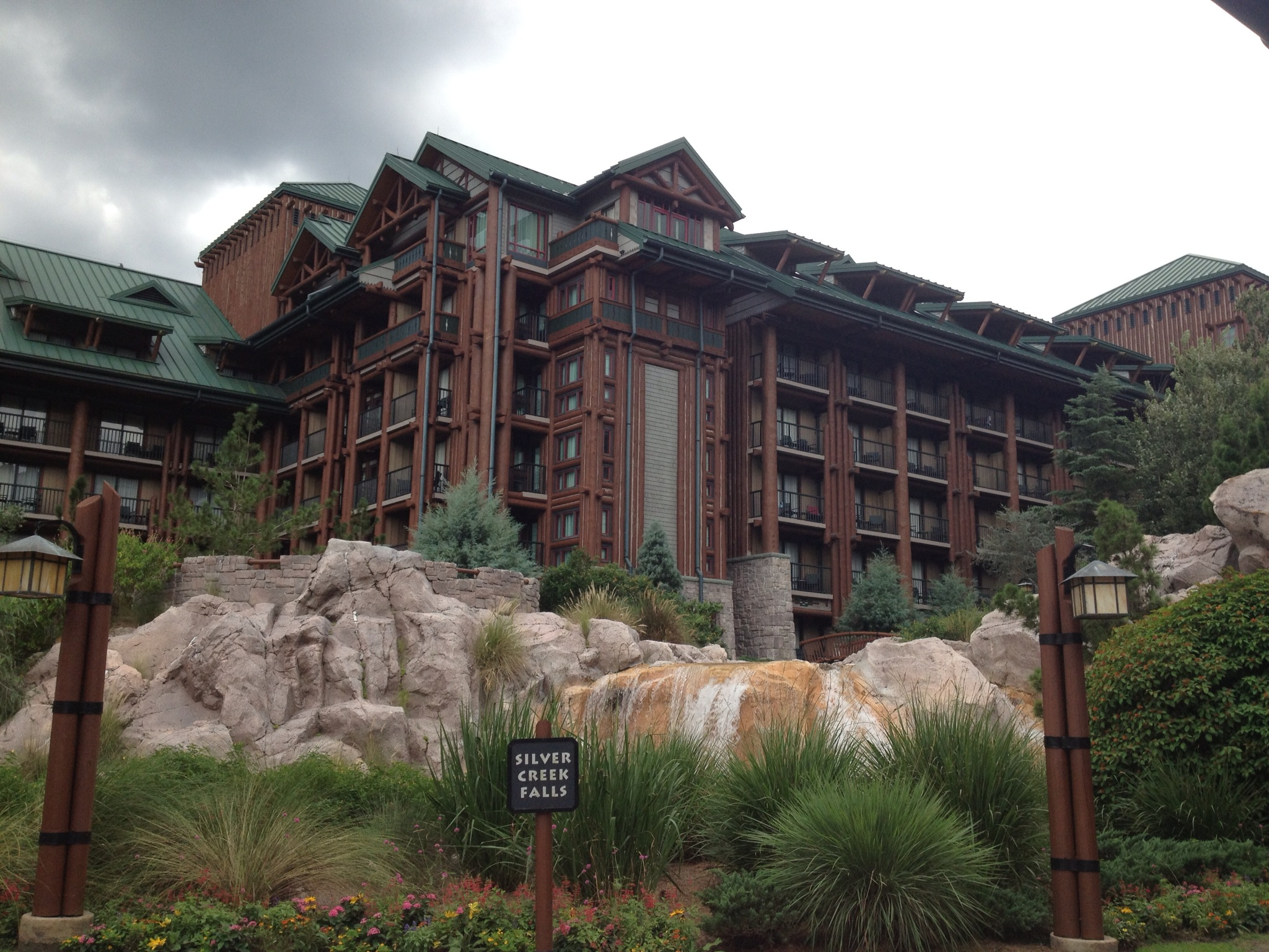 Wordless Wednesday: Disney's Wilderness Lodge