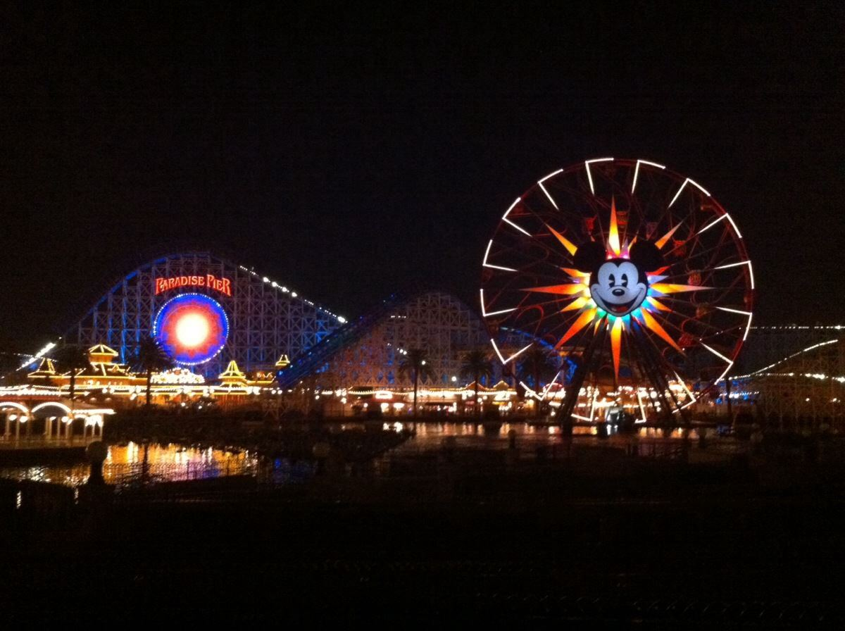 Planning Your Day at Disney California Adventure