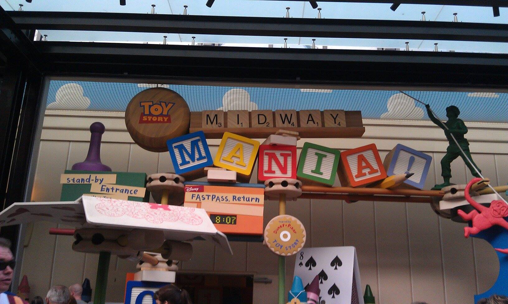 Wordless Wednesday: Toy Story and More Toy Story!