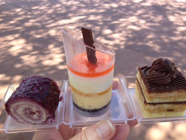 Disney with Special Needs: That's a Lot of Dessert