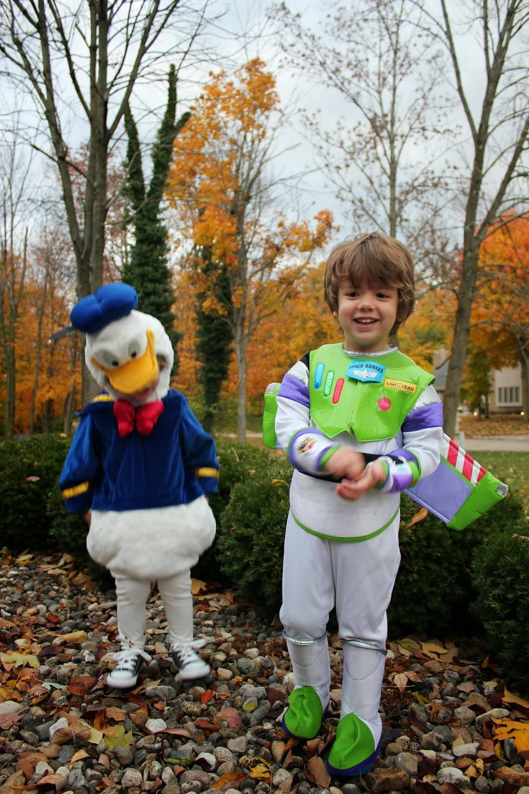 Disney with Little Ones: Fall Fun at Home
