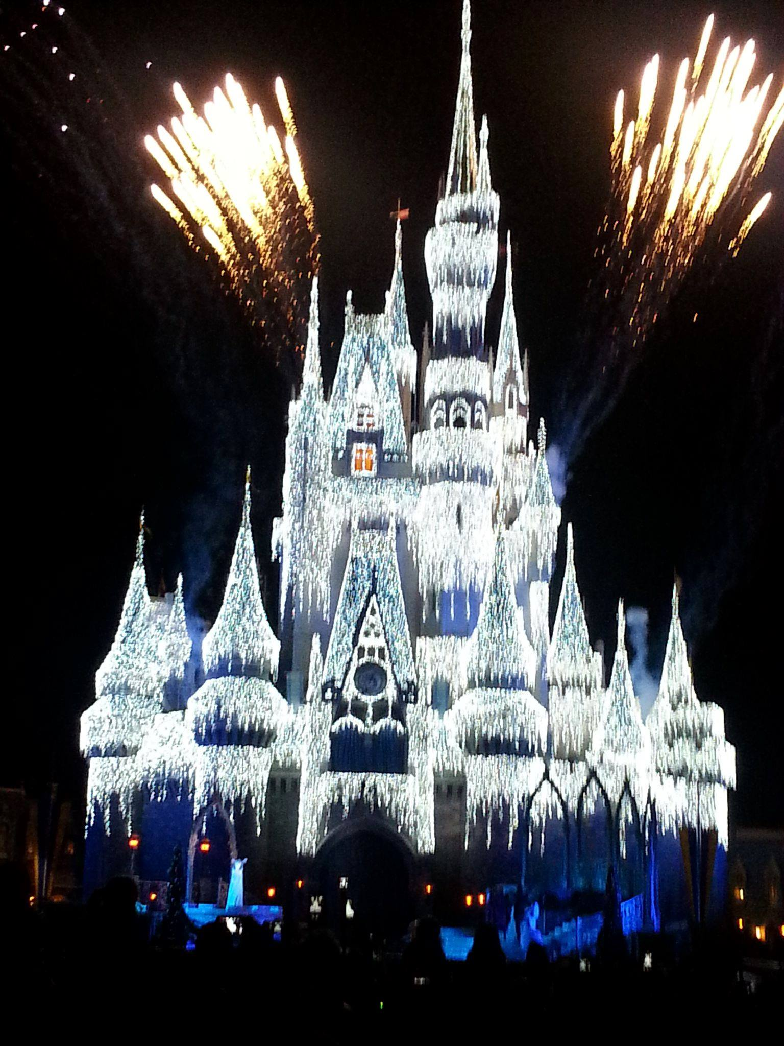 Terrific Tuesdays: Enjoy New Year's at Magic Kingdom