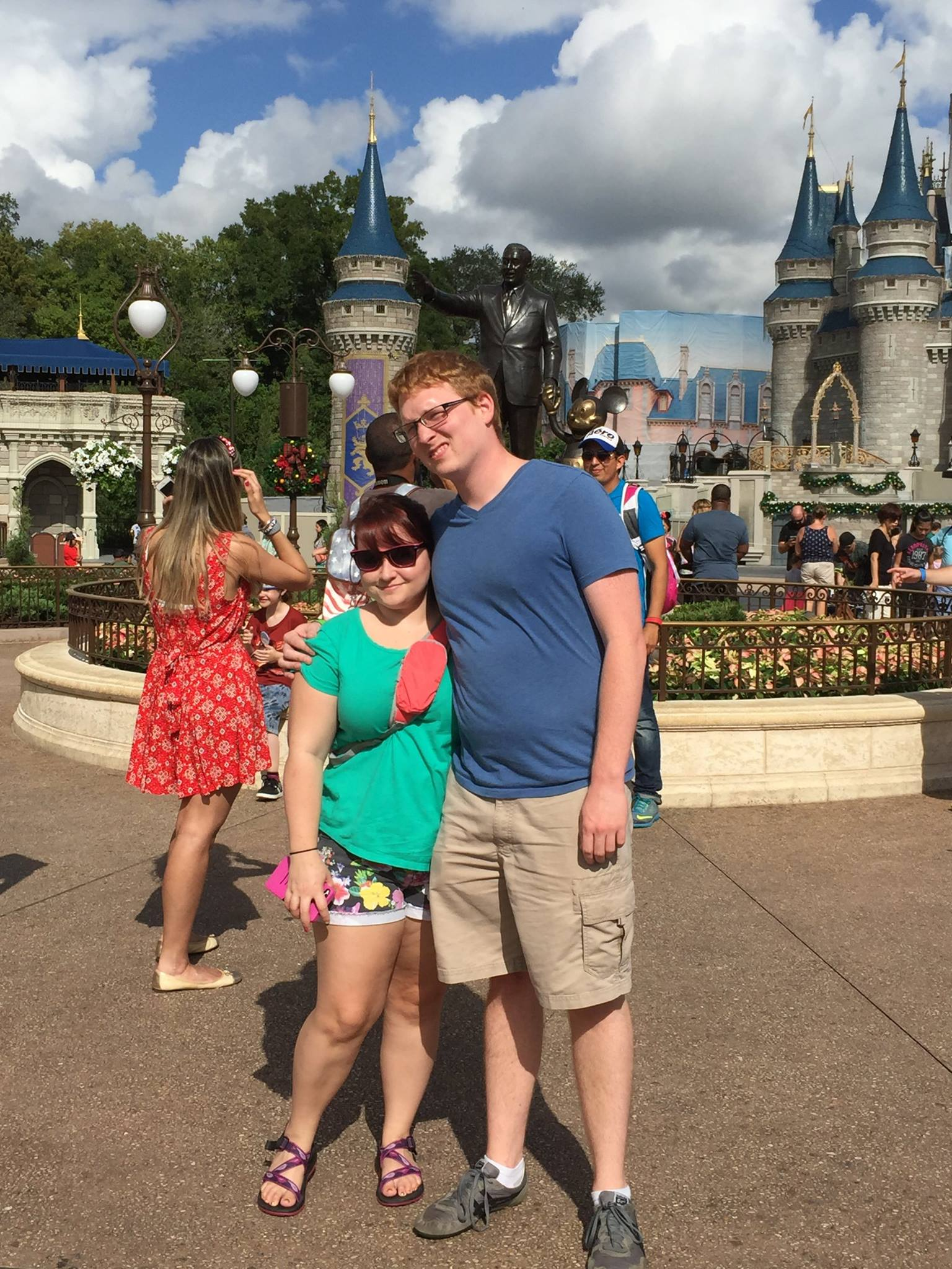 Terrific Tuesdays: Getting Engaged at Walt Disney World